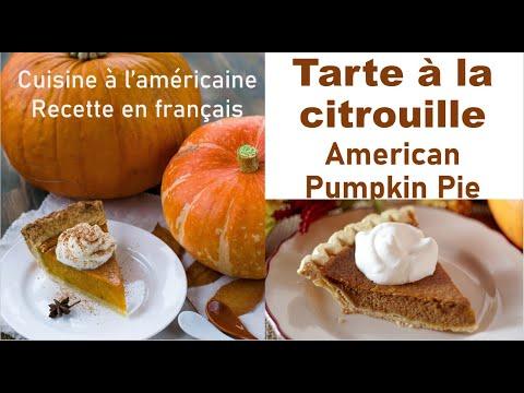 tarte-à-la-citrouille-faite-maison!!-homemade-pumpkin-pie-🥧-american-thanksgiving-🥧-dessert-parfait