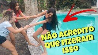 Baixar DESAFIO DA PISCINA Ft. Tati Nunes e Isabela Souza
