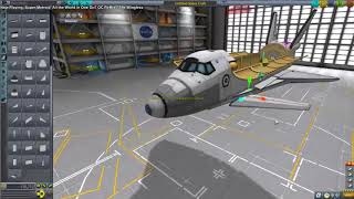 Kerbal Space Program 1.4 - Quick Stock Shuttle Build