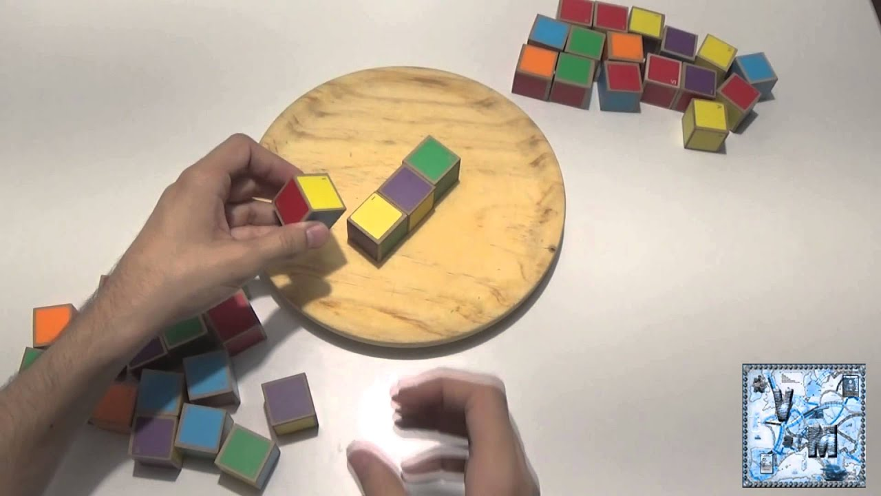 Memm juego de mesa rese a aprende a jugar youtube for Viciados de mesa