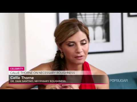 John Stamos Added  Magic  to Necessary Roughness, Says Star Callie Thorne