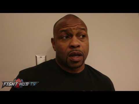 "Roy Jones Jr on Ward vs Kovalev 2 ""Kovalev has strength advantage, Ward has momentum"""