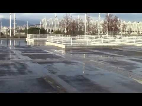 2004 Athens Olympics Venues In Ruins And Disrepair (2013) - Part 2