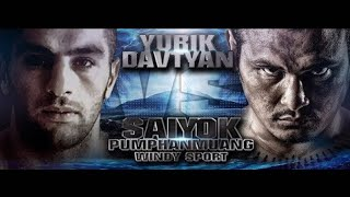 THAI FIGHT 2015 May 2 Samui Saiyok vs Yurik Davtyan