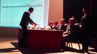 بالفيديو  وبالأسماء  إعلان قرعة الحج بمديرية امن القليوبية