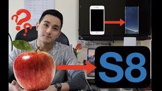 จากใจสาวก iphone หลังเปลี่ยนมาใช้ Samsung S8 : รีวิวปังปัง EP5