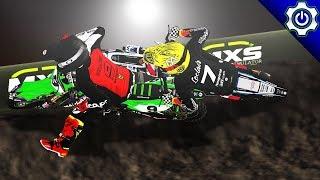 MX Simulator - 2018 MotoOption SX Round 10 - Daytona