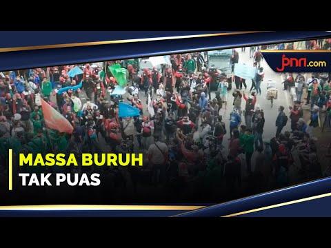 Perwakilan Buruh Menyerahkan Surat kepada Presiden Jokowi Lewat KSP
