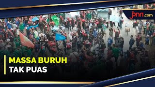 Perwakilan Buruh Menyerahkan Surat kepada Presiden Jokowi Lewat KSP - JPNN.com