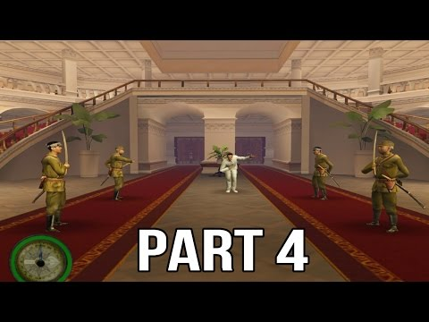Medal of Honor Rising Sun Gameplay Walkthrough Part 4 - Singapore Sling