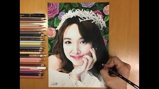 Speed drawing︱Drawing Nayeon(나연林娜璉)@TWICE