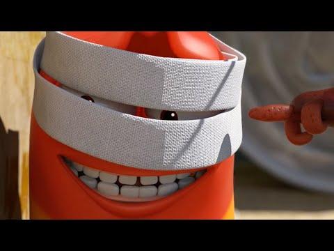 LARVA | BRINCAR DE PEGA-PEGA | 2017 Filme completo | Dos desenhos animados | Cartoons Para Crianças
