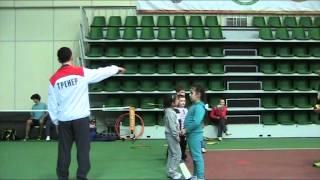 Открытый урок с детьми 5-6 лет на семинаре в Казани 2016. Иванцов А.В.
