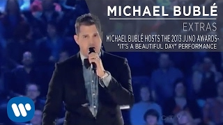 Michael Bublé Hosts The 2013 JUNO Awards It S A Beautiful Day Performance Live