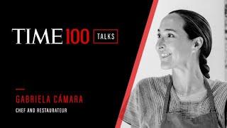 Gabriela Cámara | TIME100 Talks