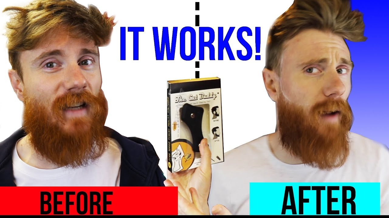 be23f893599 Do-It-Yourself Beard Trim and Hair Shape Tutorial