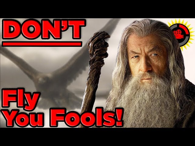 Film Theory: Why You SHOULDNT FLY to Mordor! (The Lord of the Rings)