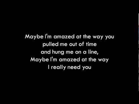Jem - Maybe I'm Amazed