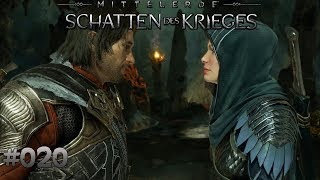 Mittelerde: Schatten des Krieges #020 - Eltariel & Nazgûl - Let's Play Mittelerde Deutsch / German
