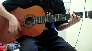 Giấc mơ yêu em guitar cover