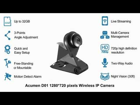 How to Choose a Wi Fi Wireless Home Monitoring Camera