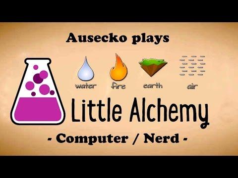 Little Alchemy - Nerd & Computer