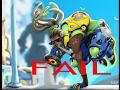 Overwatch World Record Most Long Beat Drop FAIL mp3