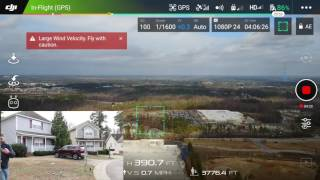 DJI Mavic Pro Windsurfer Range Extender Booster Test (Bestmaple, Drone Valley)