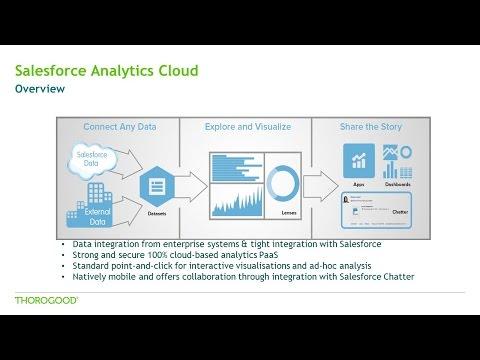 Salesforce Wave Analytics Cloud