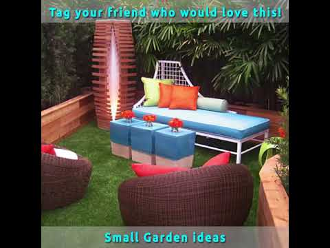 Homebliss: Small Garden Ideas for Landscaping