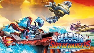 Skylanders SuperChargers - Activision Publishing, Inc. Walkthrough