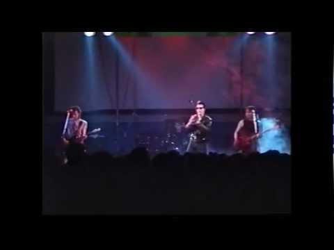 Naz Nomad & The Nightmares Live Bristol 1989 full gig