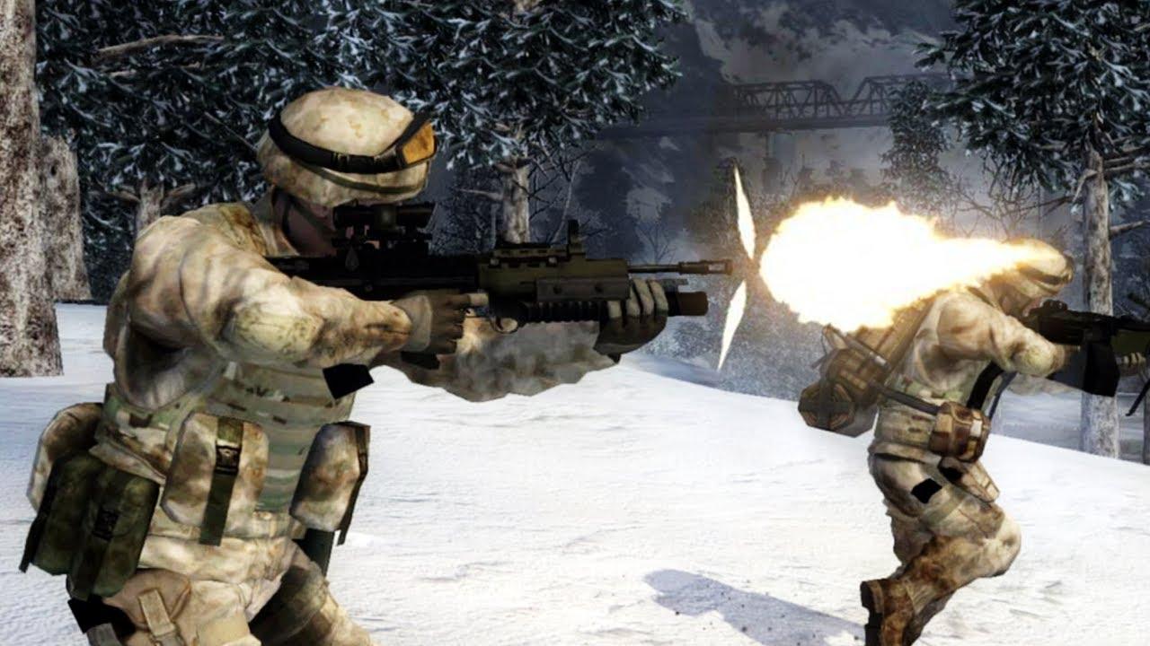 Battlefield 2 Modern Combat Soldiers Of War Youtube