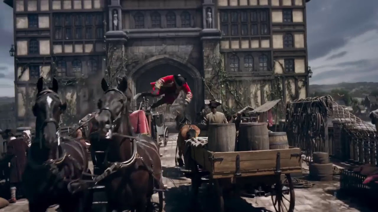 Download JOURNEY TO CHINA: THE MYSTERY OF IRON MASK - TEASER