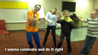 Repeat youtube video PSSA Dynamite Song 2014
