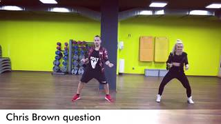 urbhanize choreo Chris Brown