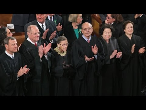 A look at the current Supreme Court - YouTube