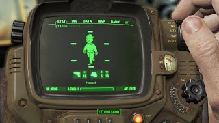 Fallout 4 Missing Pip-boy bug