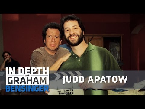Judd Apatow: Lessons from Garry Shandling
