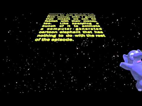 Family Guy - All Star Wars Openings