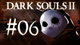 Dark Souls 2 Gameplay Walkthrough w/ SSoHPKC Part 6 - The Mysterious Bird Thing