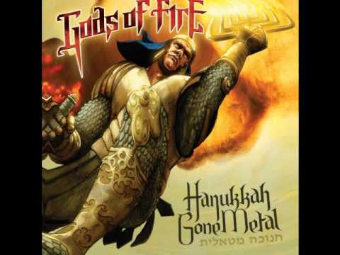 Eight Days of Victory - Gods of Fire Hanukkah Record