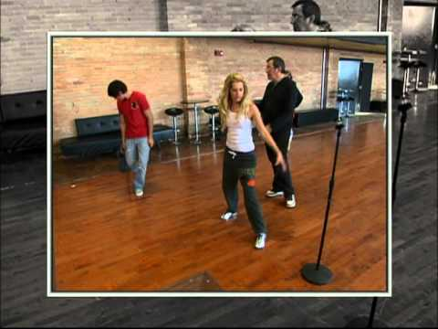 High School Musical 2 - You are music in me (Dance works)