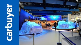 Frankfurt Motor Show 2017 round-up – Carbuyer