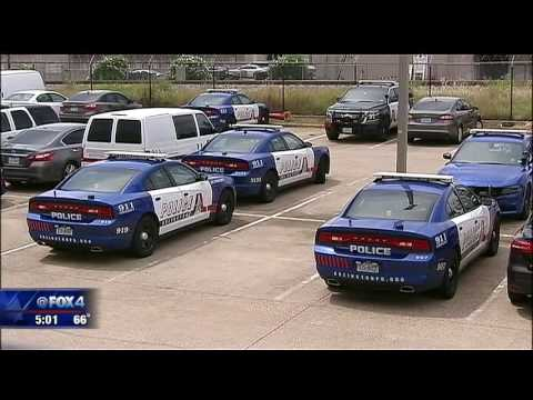 Arlington Police Traffic Stops Scandal
