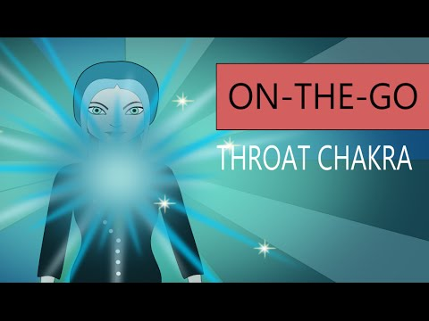 Throat Chakra Healing Meditation for Self-Confidence and Shyness