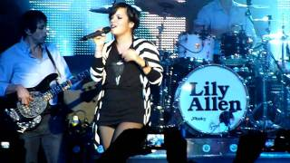 Everyones At It - Lily Allen @ O2 Academy Sheffield 16.11.2009