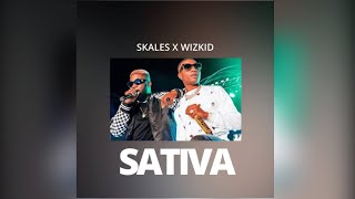 Skales ft Wizkid - Sativa