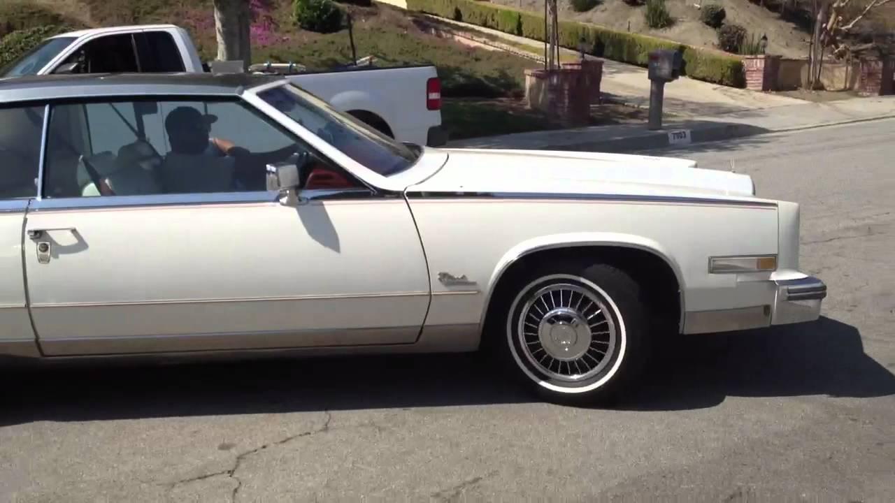 1979 Cadillac Eldorado Biarritz with polished wheels ...