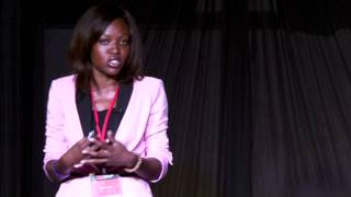 Changing Africa's single story with science and technology | Regina Agyare | TEDxLabone